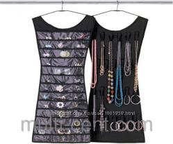 Платья-органайзер для украшений