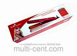 Утюжок для волос керамический GT-918