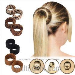 Заколки для волос Hairagami Bun Tail 2 заколки