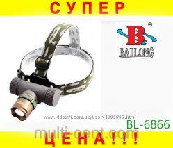 Налобный фонарик Police BL-6866 Качество