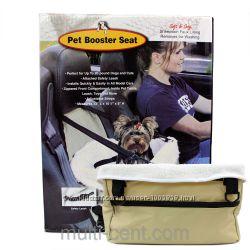 Сумка зимняя для собачек Pet Booster Seat