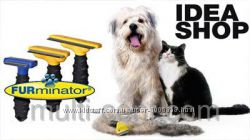 Фурминатор расческа для кошек и собак 10. 16 см