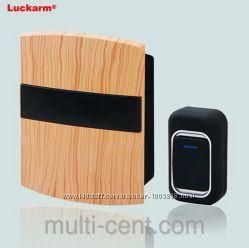 Звонок дверной беспроводной Luckarm D-3901 25 мелодий.
