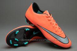 бутсы Nike Mercurial Victory V FG mango art. 651632-803