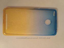 Чехол бампер для Xiaomi redmi 3pro 3s и Стекло