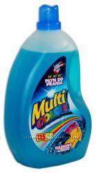 Гель для стирки Multicolor для цветного белья 4л Польша