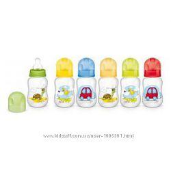 Бутылочка для кормления Akuku стандартная 125мл Польша