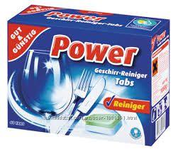 Таблетки для посудомоечных машины Power 60 шт.