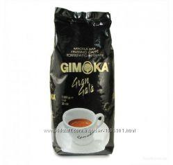 Кофе в зернах Gimoka Gran Gala Джимока Италия 1кг