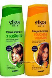 Шампунь для волос Elkos 500мл Германия