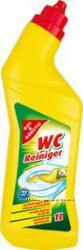 Средство для унитазов Gut&Gunstig WC-Reiniger  гель 1л Германия