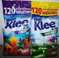 Стиральный порошок Klee Universal 10кг Германия