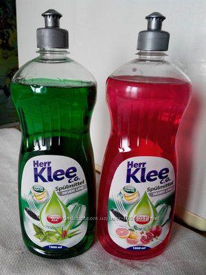 Средство для мытья посуды Klee 1л в ассортименте