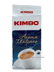 Молотый кофе Kimbo Aroma Italiano 250гр. Италия