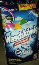 Стиральный порошок Waschkonig universal 9. 8 кг 128 стирок