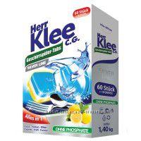 Таблетки для посудомоечной машины Herr Klee Alles in 1 Германия 70шт.