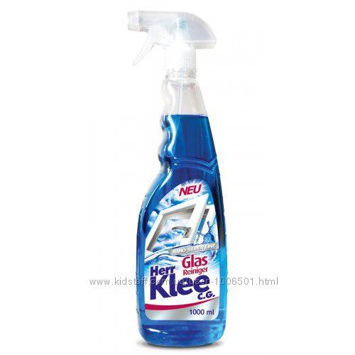 Спрей для мытья окон Klee Glas Reiniger 1л
