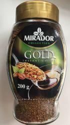 Кофе растворимый Mirador Gold 200гр. Польша