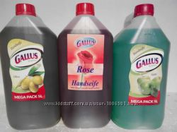 Жидкое мыло Gallus Olive 5л. Германия