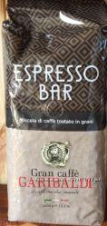 Кофе в зернах  Garibaldi Espresso bar 1кг Италия Гарибальди