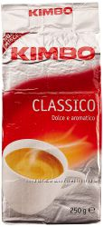Молотый кофе Kimbo Classico 250гр. Италия