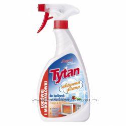 Жидкость для чистки холодильников и микроволновок Tytan Титан спрей 500грам