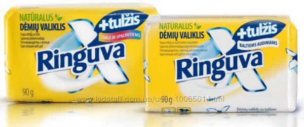 Мыло пятновыводитель Ringuva с желчью 90гр.