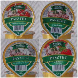 Паштет Pasztet 131г Польша