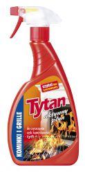 Жидкость для чистки гриля и каминных стёкол Tytan 500 мл