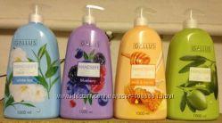 Жидкое мыло Gallus с дозатором 1л Германия