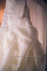 Продам свадебное платье оригинал Vera Wang