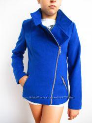 Распродажа пальто кашемировое косуха 42-48