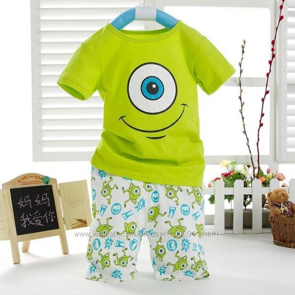 пижама трикотаж