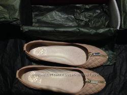 Продам   балетки премиум бренда Vince Camuto, кожа