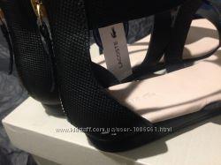Продам босоножки  Lacoste, новые в коробке, модель из коллекции лето 2016