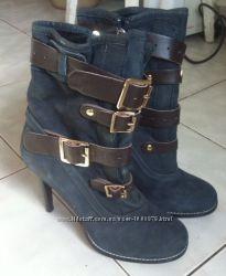 Оригинальные ботинки Springway из нубука
