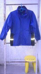 Дождевик плащ куртка 122-128-134 ветровка на мальчика подростка