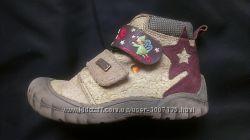 Деми ботинки 25-26, 16. 8 см замшевые  Ricosta , Германия