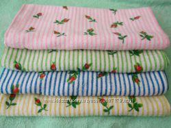 Салфетки полотенца для кухни махровые 25х50