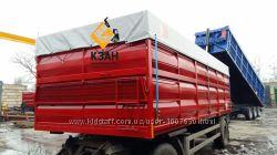 Продаем кузов зерновоз, кузов БДФ, кузов под зерно  Акция