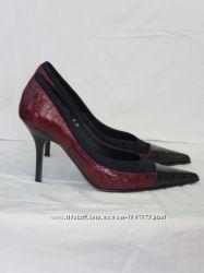 Туфлі Donald J Pliner, Італія, шкіряні, шпилька