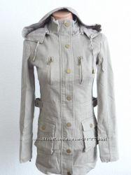 Куртка-парка, новая р. XS