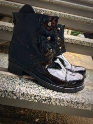 Ботинки HERMS болты зима и осень