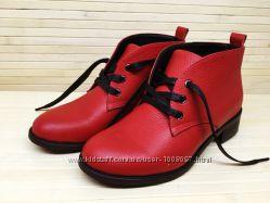 Стильные ботинки деми 8 вариантов 35-41р