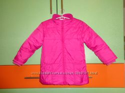Фирменная деми курточка Papagino на девочку, р-р 98-104.