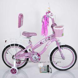Велосипед двухколесный Rueda 03-A 14, 16, 18