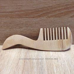 Расчёска с редкими зубьями