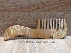 Расчёска с частыми зубьями