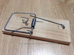 Мышеловка - крысоловка деревянная