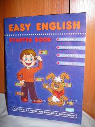 тетрадь-раскраска изучаем английский